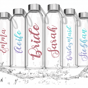 Water Bottles and Sip Cups