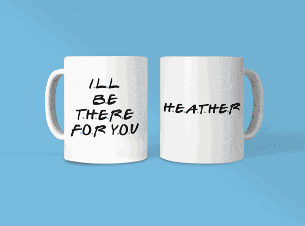 Friends - Ill be there for you Mug